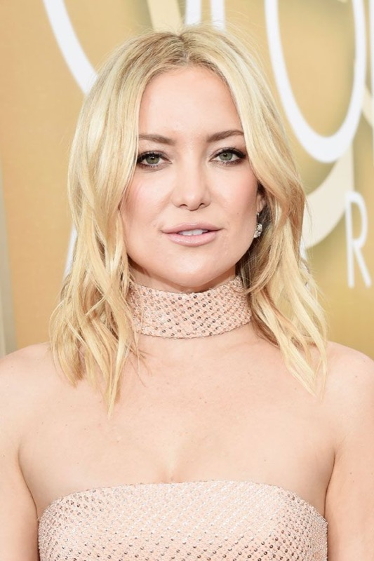 ClioMakeUp-golden-globes-star-red-carpet-beauty-look-kate-hudson-trucco