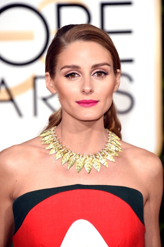 ClioMakeUp-golden-globes-star-red-carpet-beauty-look-olivia-palermo-trucco