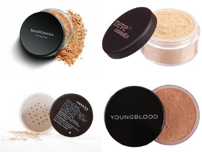 cliomakeup-fondotinta-minerali-polvere-top-preferiti-consigli-neve-cosmetics-youngblood-bare-minerals