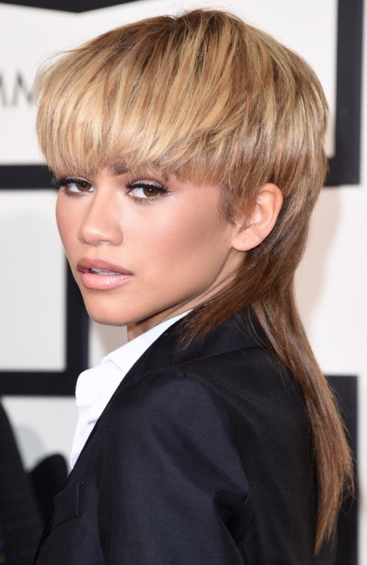 ClioMakeUp-Grammys-Red-Carpet-star-capelli-Makeup-trucco-2016-zendaya-look