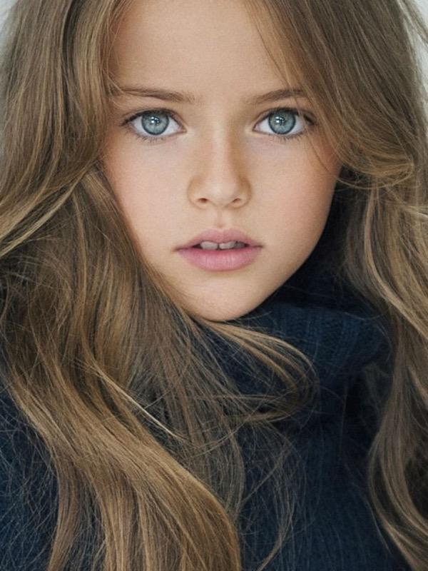 La Bambina Piu Bella Del Mondo La Supermodella Di 10 Anni Foto Shock
