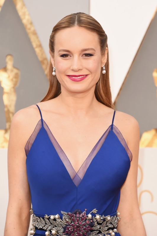 ClioMakeUp-oscar-2016-look-trucco-make-up-abiti-vestiti-capelli-Brie-Larson-beauty