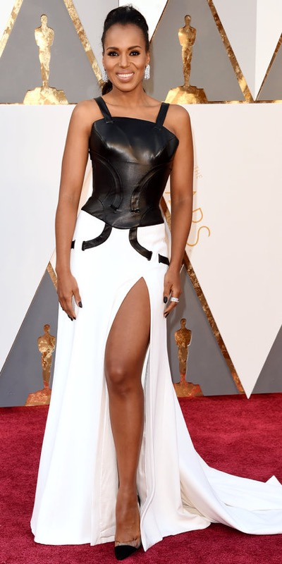 ClioMakeUp-oscar-2016-look-trucco-make-up-abiti-vestiti-capelli-kerry-washington-atelier-versace
