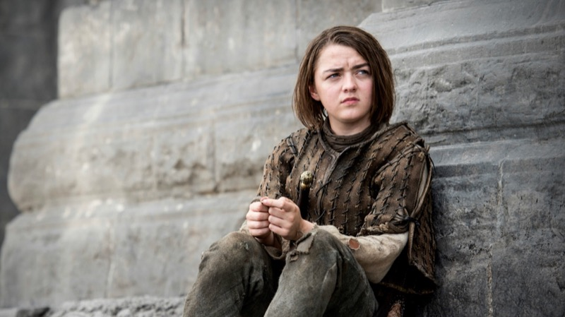 ClioMakeUp-personaggi-serie-tv-prima-dopo-arya-stark-game-of-thrones