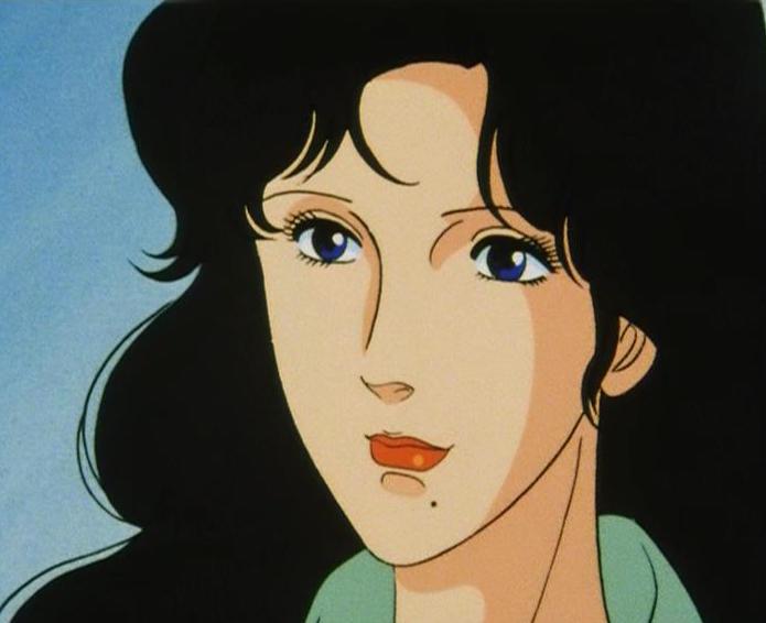 Il trucco delle protagoniste dei cartoni giapponesi anni