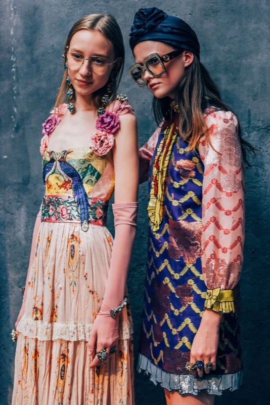 ClioMakeUp-trucco-anni-70-settanta-stile-hippie-boho-gucci-ss-2016_