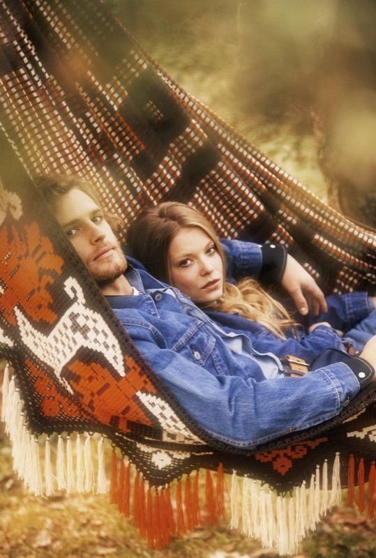 ClioMakeUp-trucco-anni-70-settanta-stile-hippie-boho-levis-campagna-2016
