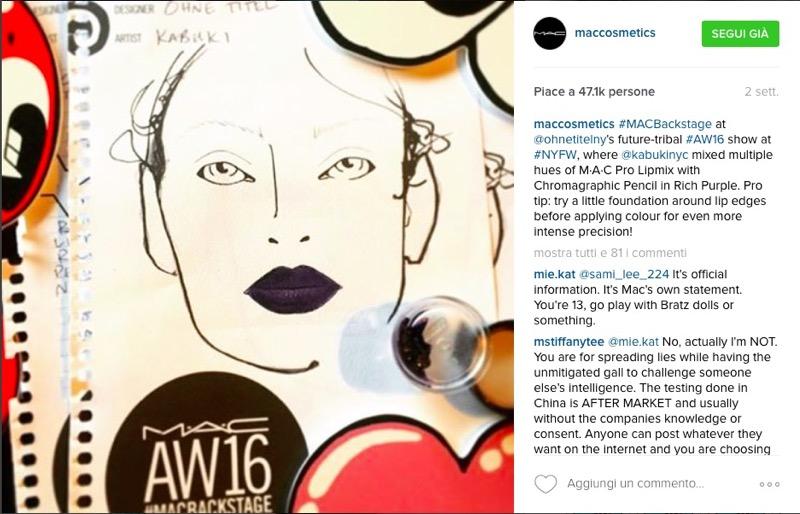 ClioMakeUp-mac-razzismo-fashion-week-Aamito-lagum-uganda-labbra-modella-nera-instagram--1