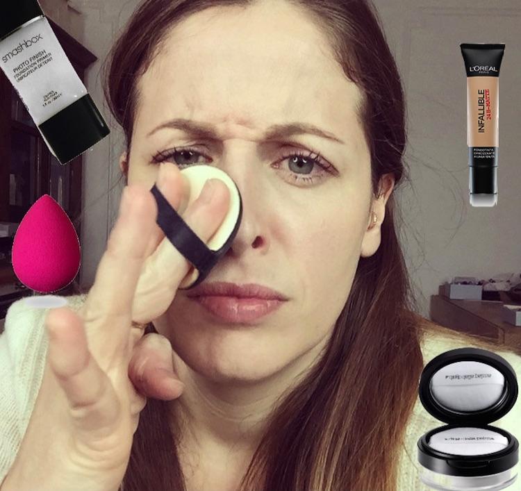 cliomakeup-pelle-opaca-prodotti-tecniche-efficaci-piumino-viso-cipria-clio