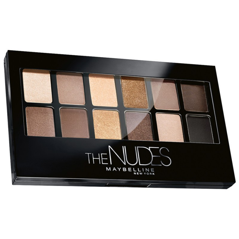 ClioMakeUp-recensione-palette-maybelline-the-nudes-copertina