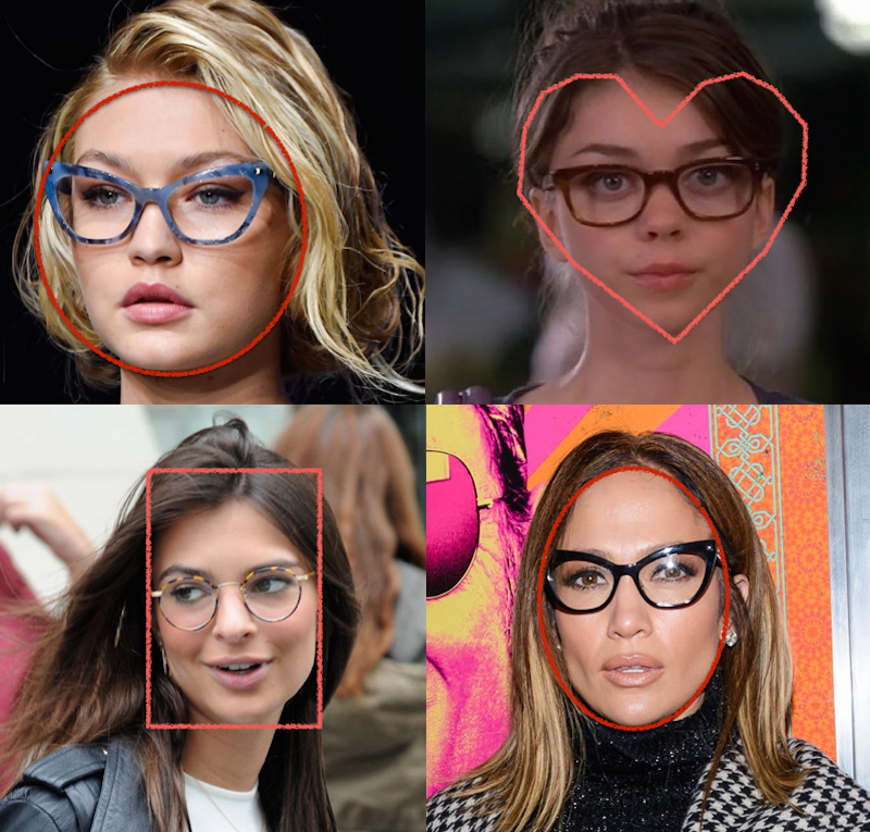ad82389473 ClioMakeUp-occhiali-da-vista-forme-viso-cover.001. UN PO' DI STORIA