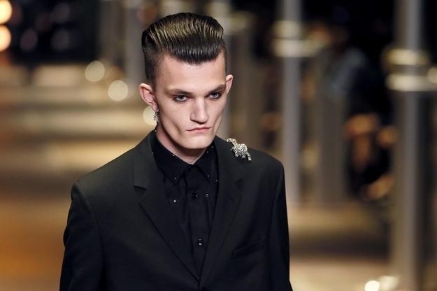 ClioMakeUp-curvy-oversize-plus-size-taglie-forti-modelli-uomini-modello-fashion-week-skinny-ysl