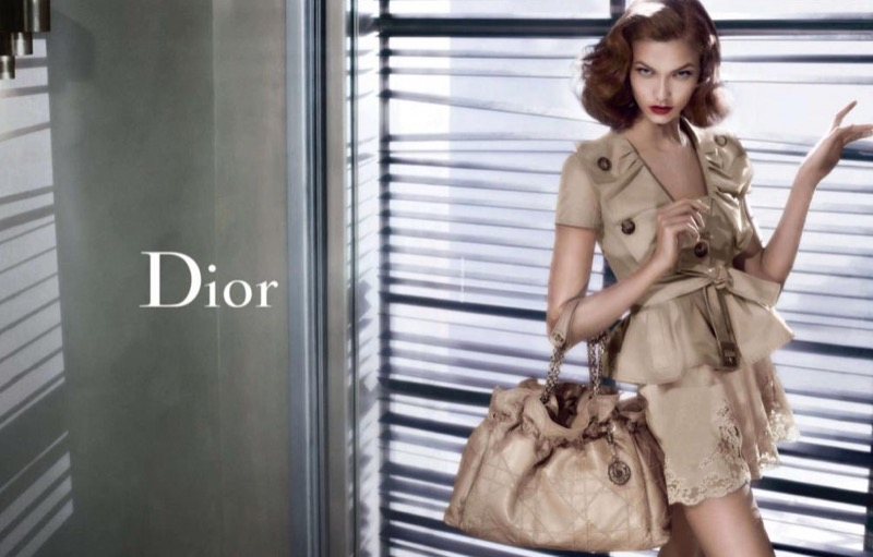 ClioMakeUp-trucco-anni-40-victory-rolls-rossetto-vintage-retro-TIGHTLINING-dior-karlie-kloss-lauren-bacall-campaign