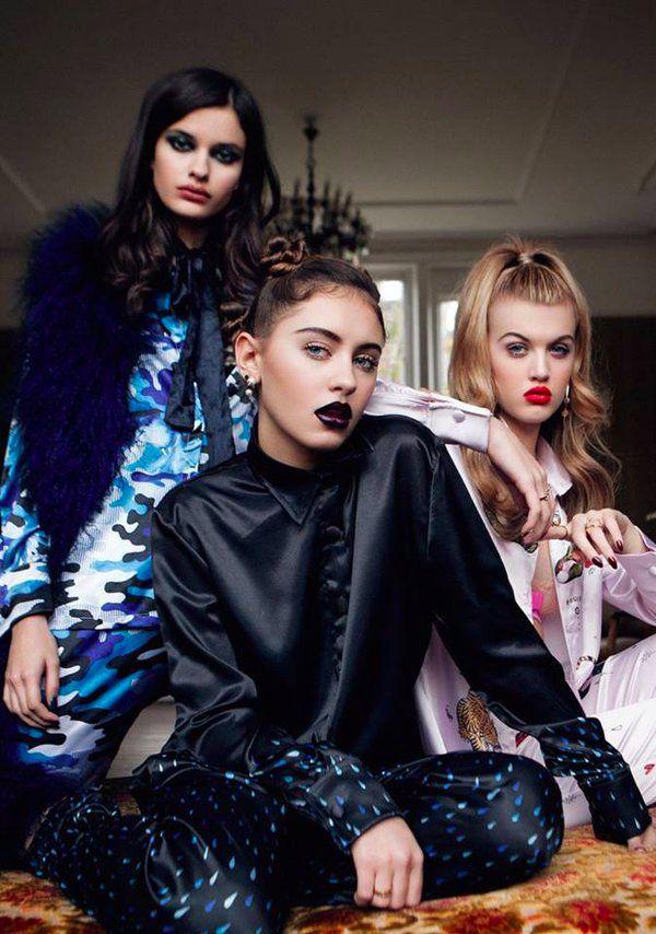 cliomakeup-figlie-famose-moda-fashion-modelle-testimonial-icone-futuro-iris-law