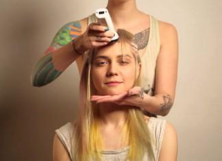 Tutorial taglio capelli lunghi da sola