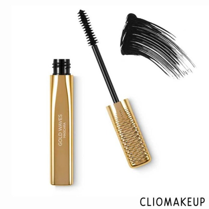 cliomakeup-saldi-kiko-mascara-gold-waves-mascara