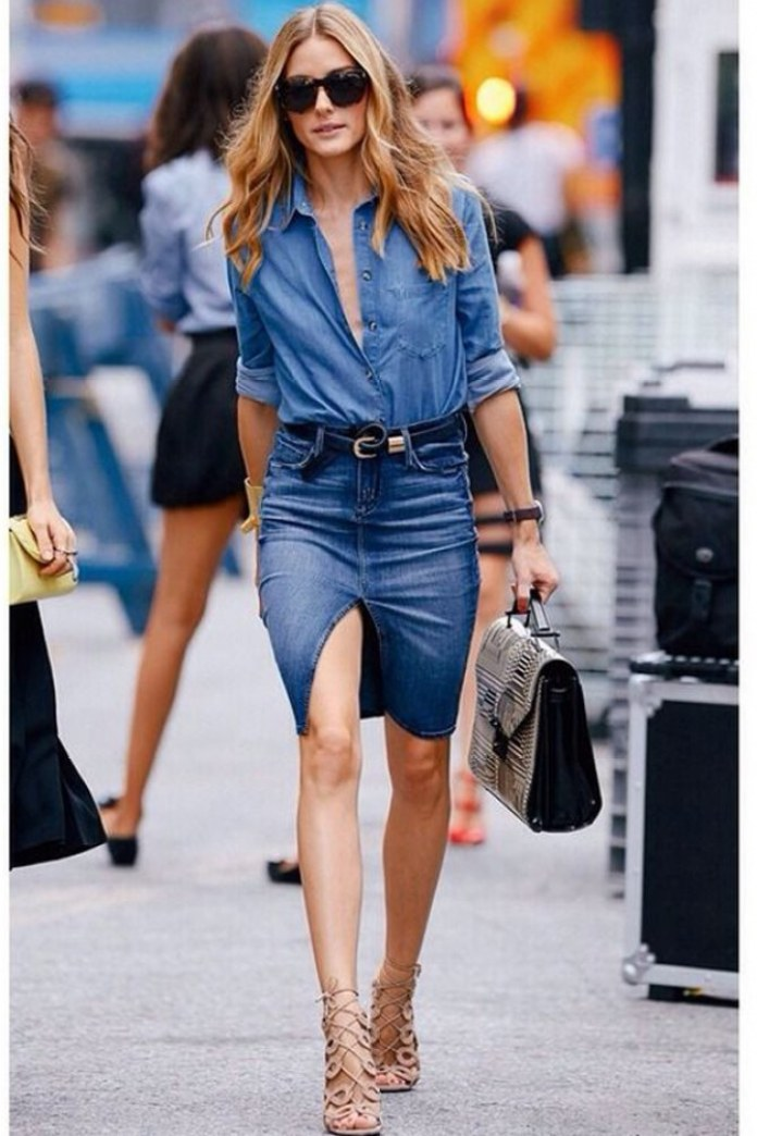 ClioMakeUp-come-indossare-camicia-jeans-2-denim-longuette