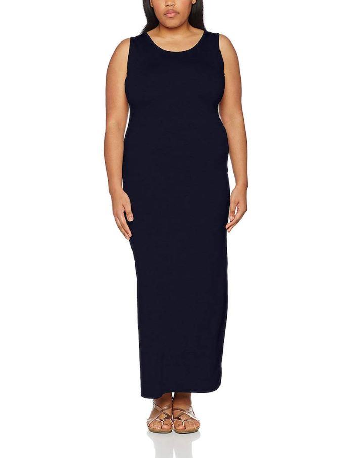 ClioMakeUp-vestiti-lunghi-estivi-6-vestito-jersey-blu-amazon.jpg
