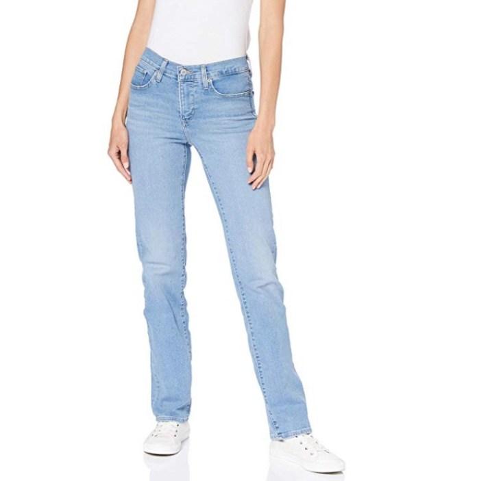 ClioMakeUp-come-indossare-camicia-jeans-15-levis