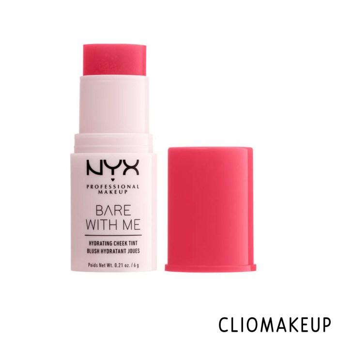 cliomakeup-recensione-blush-nyx-bare-with-me-blush-in-stick-1