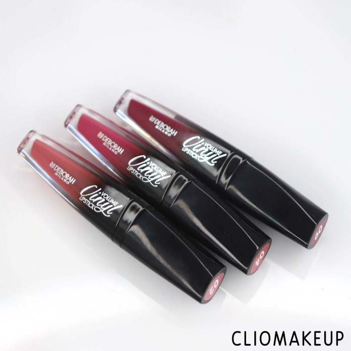 cliomakeup-recensione-rossetti-deborah-volume-vinyl-lipstick-2