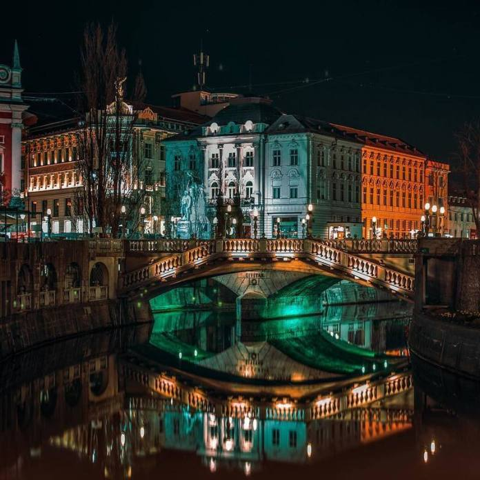 viaggi last minute agosto 2019: Lubiana è la capitale della Slovenia