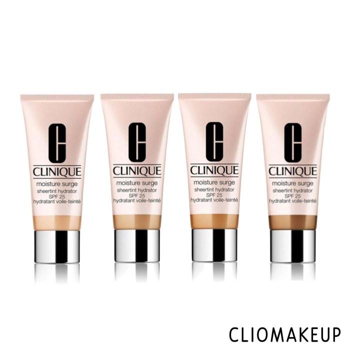 cliomakeup-recensione-fondotinta-clinique-moisture-surge-sheertint-hydrator-3