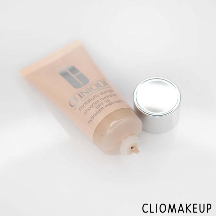 cliomakeup-recensione-fondotinta-clinique-moisture-surge-sheertint-hydrator-4