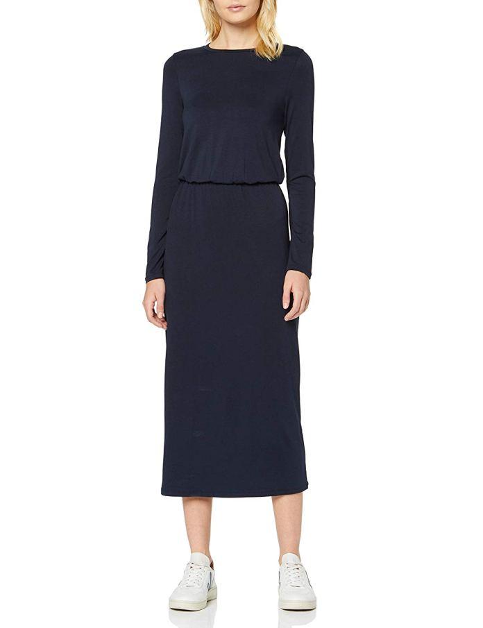 ClioMakeUp-look-universita-16-maxi-dress-find