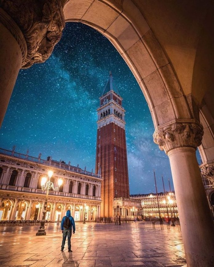 viaggio a Venezia: il Campanile di Piazza San Marco