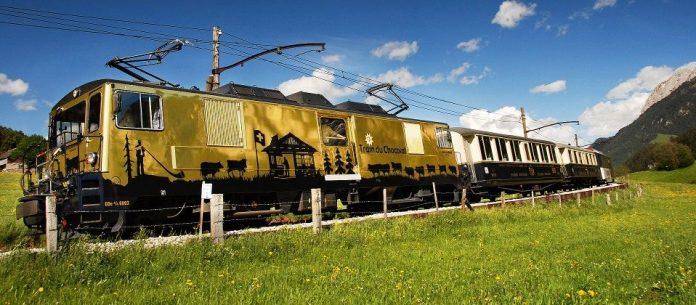 Viaggio in Svizzera: il treno del cioccolato