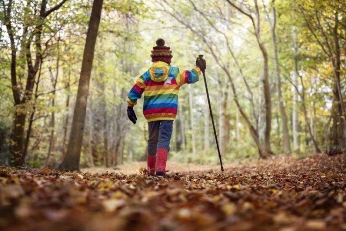 trekking a settembre in Italia: dove fare trekking con i bambini?