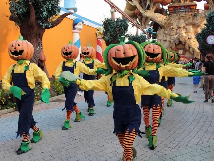 Il ponte dell'1 novembre a Gardaland garantisce divertimento a tema Halloween