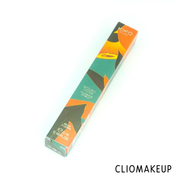 cliomakeup-recensione-balsamo-labbra-kiko-sicilian-notes-nourishing-lip-balm-2