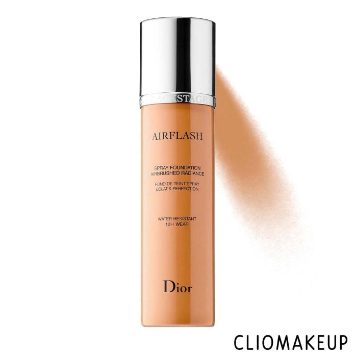 cliomakeup-recensione-fondotinta-dior-backstage-pros-airflash-spray-foundation-1