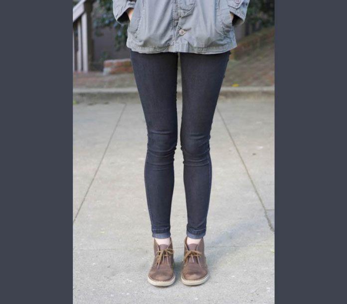 cliomakeup-come-indossare-clarks-9-jeans-skinny