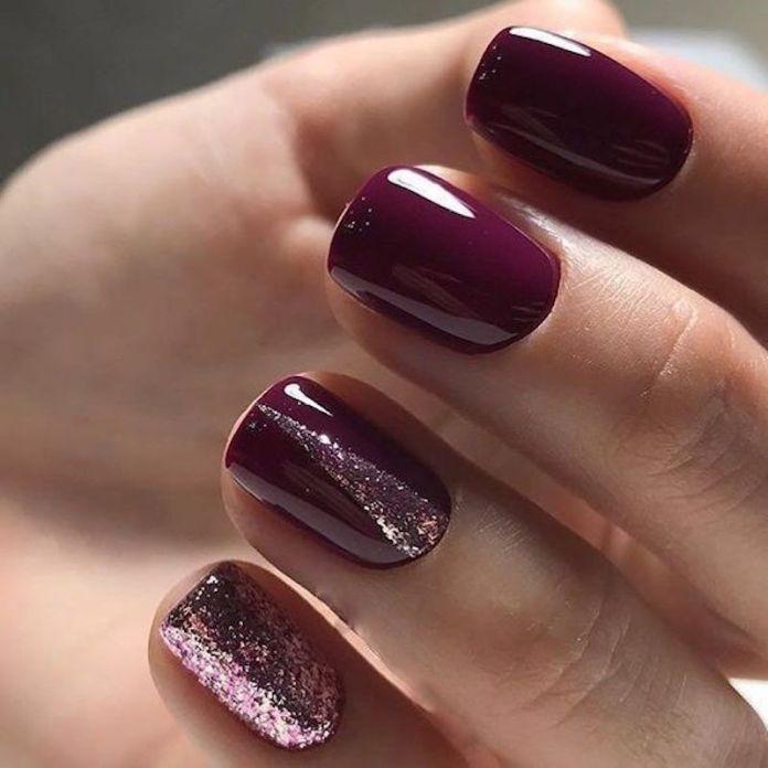 cliomakeup-unghie-roasted-burgundy-16-brillantini
