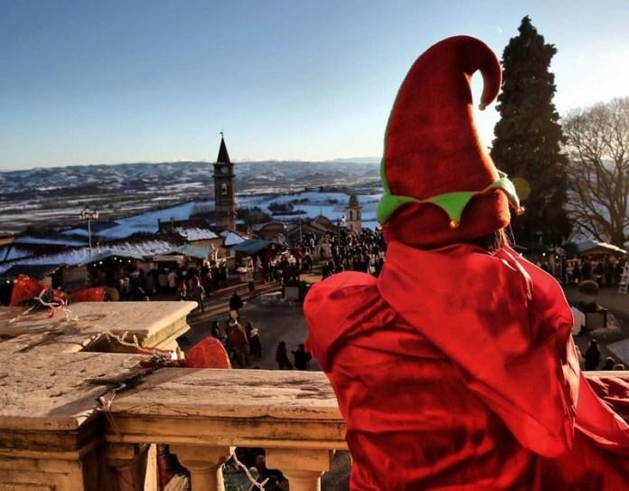 mercatini di Natale: il magico paese di Natale a Govone
