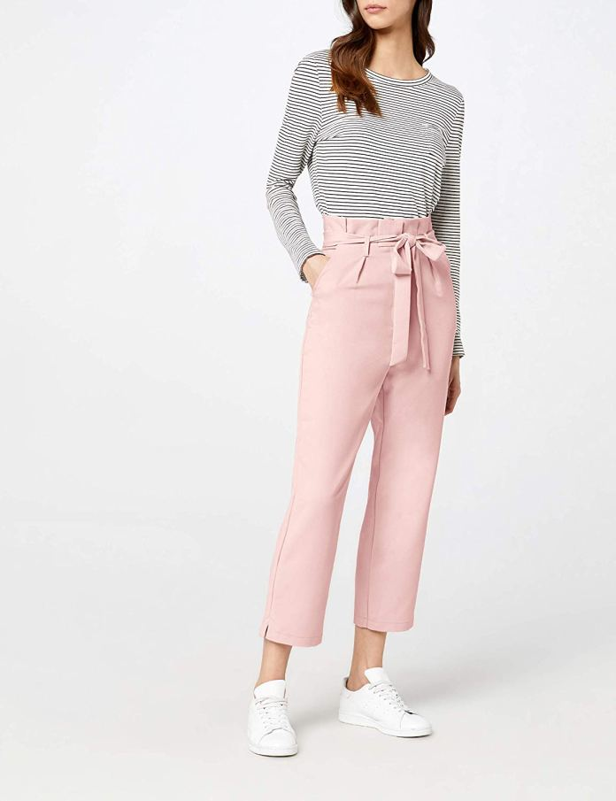 Cliomakeup-pantaloni-colorati-per-inverno-19-pantaloni-vita-alta-rosa