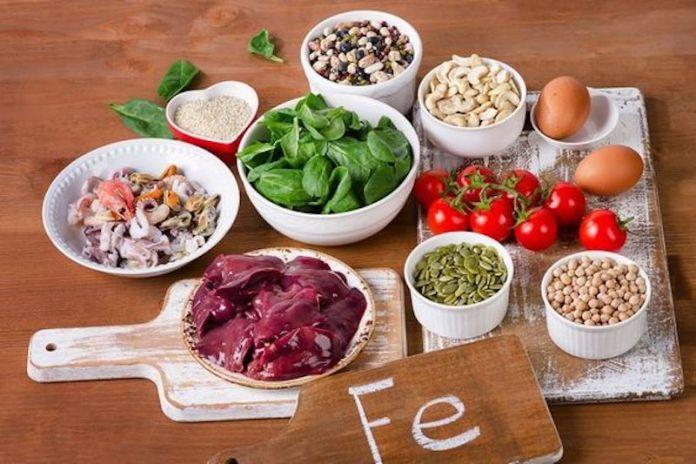 cliomakeup-integratori-gravidanza-10-ferro-alimenti