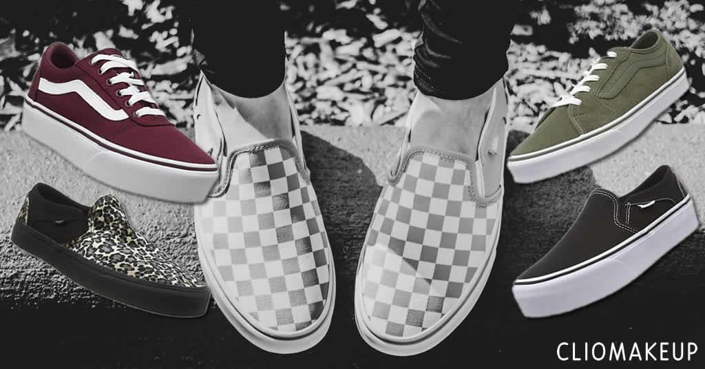 scarpe vans donna bianche