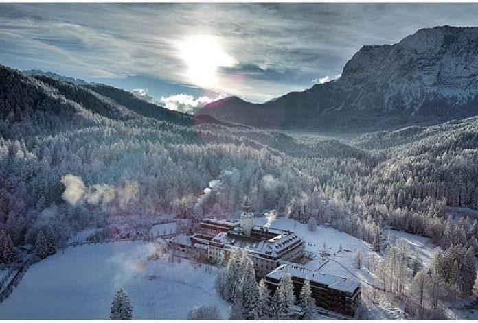 Migliori SPA in Europa: Schloss Elmau