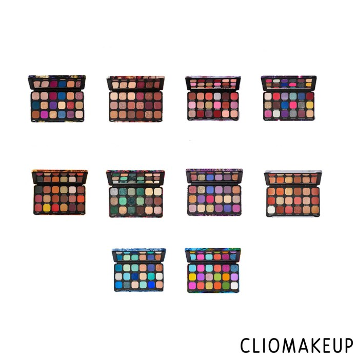 cliomakeup-recensione-palette-makeup-revolution-forever-flawless-shadow-palette-birds-of-paradise-3