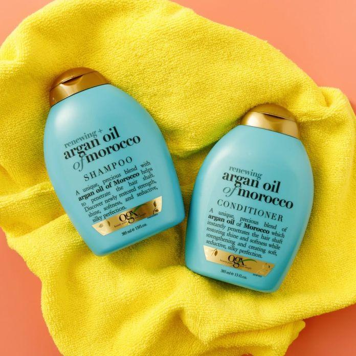 Prodotti capelli ricci: argan oil of morocco