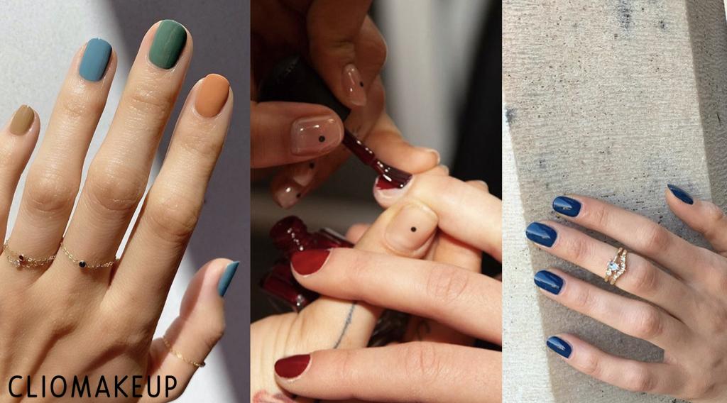 Estremamente Colori unghie autunno 2020: tutte le tonalità più belle VE42