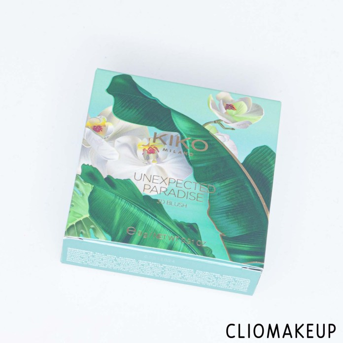 cliomakeup-recensione-blush-kiko-unexpected-paradise-3d-blush-2