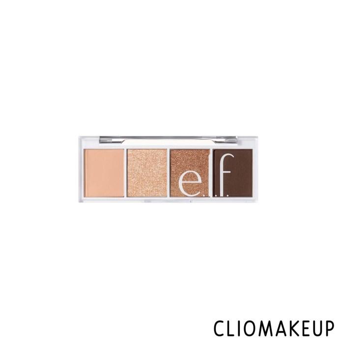 cliomakeup-recensione-palette-Elf-bite-size-eyeshadow-cream-E-sugar-1