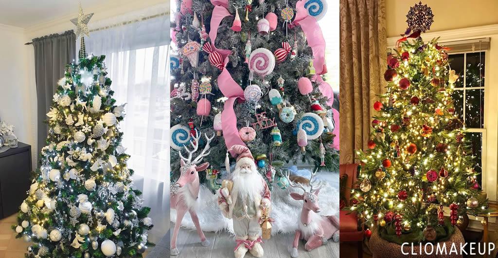 Addobbi Albero Natale.Addobbi Albero Di Natale 2020 Le Tendenze Fashion E I Colori Moda