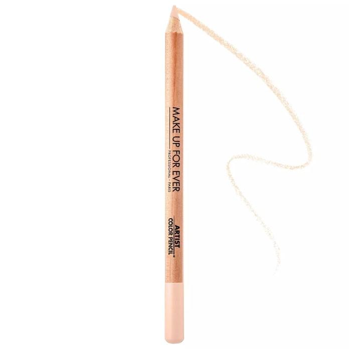 Cliomakeup-migliori-matite-occhi-burro-Make-Up-For-Ever-Artist-Color-Pencil-500-Boundless-Bisque