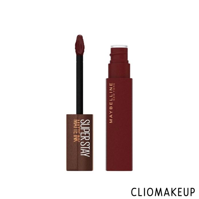 cliomakeup-recensione-rossetto-liquido-maybelline-super-stay-matte-ink-coffee-edition-tinta-labbra-1